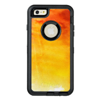 Abstract watercolor hand painted background 6 3 OtterBox iPhone 6/6s plus case