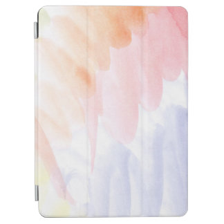 Abstract watercolor hand painted background 7 2 iPad air cover