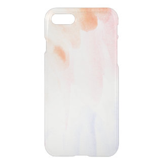 Abstract watercolor hand painted background 7 iPhone 8/7 case