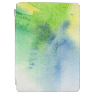 Abstract watercolor hand painted background 8 2 iPad air cover