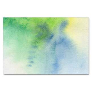 Abstract watercolor hand painted background 8 tissue paper