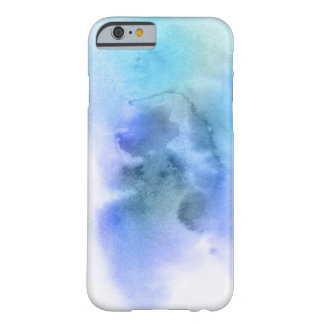 Abstract watercolor hand painted background 9 barely there iPhone 6 case