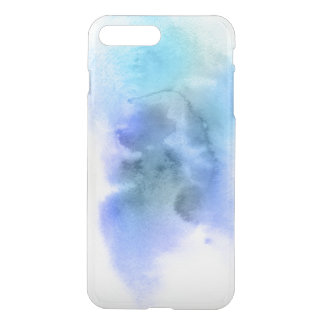 Abstract watercolor hand painted background 9 iPhone 8 plus/7 plus case