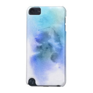 Abstract watercolor hand painted background 9 iPod touch (5th generation) case