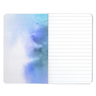 Abstract watercolor hand painted background 9 journal