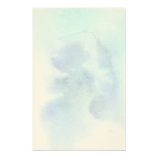 Abstract watercolor hand painted background 9 personalised stationery