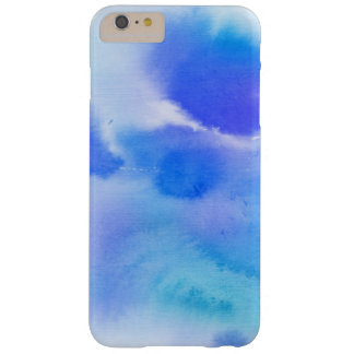 Abstract watercolor hand painted background. barely there iPhone 6 plus case
