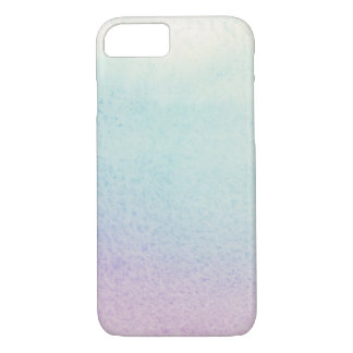 Abstract watercolor hand painted background iPhone 8/7 case