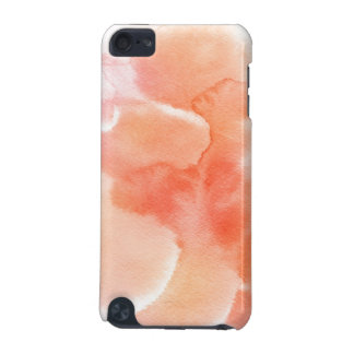 Abstract watercolor hand painted background iPod touch 5G cases