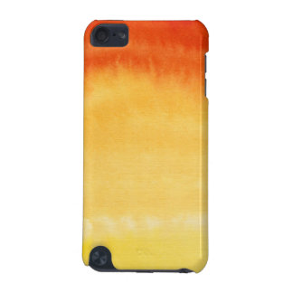 Abstract watercolor hand painted background. iPod touch (5th generation) covers