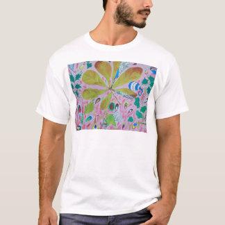 Abstract watercolour artwork T-Shirt