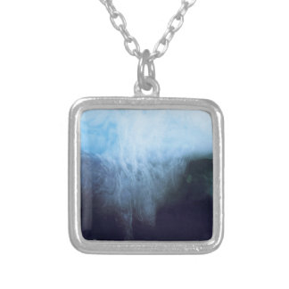 Abstract Waters Photograph Ink and Water Custom Jewelry