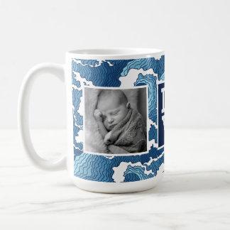 Abstract Waves | LOVE with Photos Coffee Mug