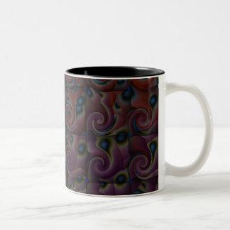 Abstract Waves Mug