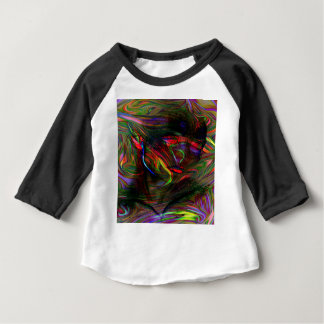 Abstract Woman Two Baby T-Shirt