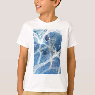 Abstract wood background design T-Shirt