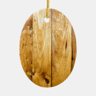 Abstract wood. ceramic oval decoration