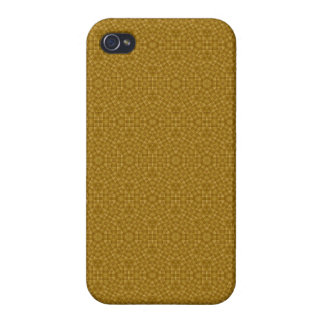 Abstract wood pattern cover for iPhone 4