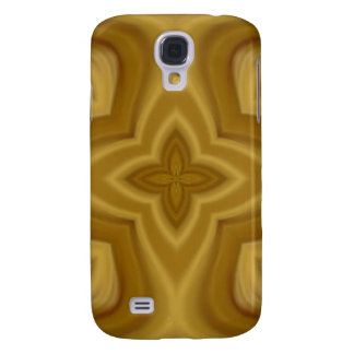 ABstract wood pattern Galaxy S4 Case