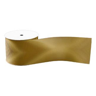 ABstract wood pattern Grosgrain Ribbon