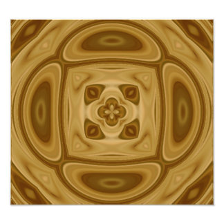 Abstract wood pattern photographic print