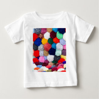 abstract wool background baby T-Shirt