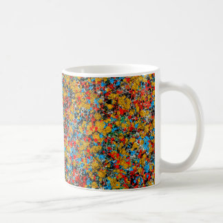 Abstract World Print Mug