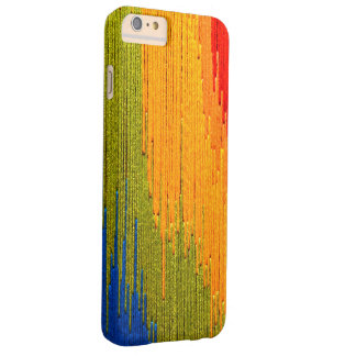 abstract yarn design barely there iPhone 6 plus case