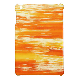Abstract yellow background from watercolor cover for the iPad mini