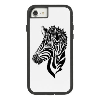 Abstract Zebra iPhone 7 Case