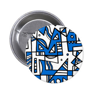 ABSTRACTHORIZ (592).jpg 6 Cm Round Badge