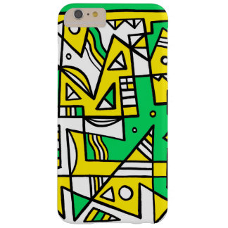 ABSTRACTHORIZ (592).jpg Barely There iPhone 6 Plus Case