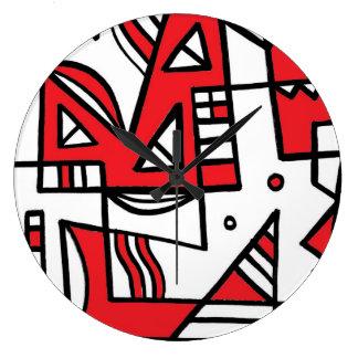 ABSTRACTHORIZ (592).jpg Clock