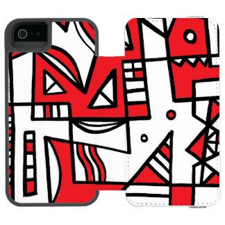 ABSTRACTHORIZ (592).jpg Incipio Watson™ iPhone 5 Wallet Case