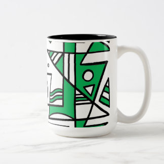 ABSTRACTHORIZ (592).jpg Two-Tone Mug