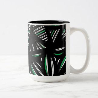 ABSTRACTHORIZ (864).jpg Two-Tone Mug