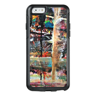 Abstraction Art Multi Colored Background OtterBox iPhone 6/6s Case