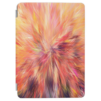 Abstraction Art Pink Color iPad Air Cover