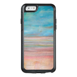 Abstraction Art Reflection On Silence OtterBox iPhone 6/6s Case