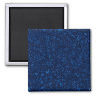 Abstraction Blue Background Texture Magnet