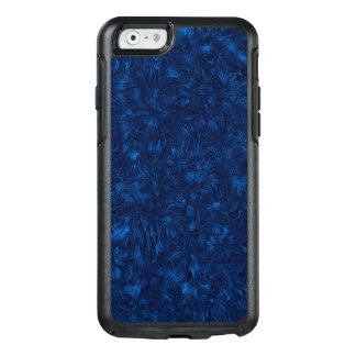 Abstraction Blue Background Texture OtterBox iPhone 6/6s Case