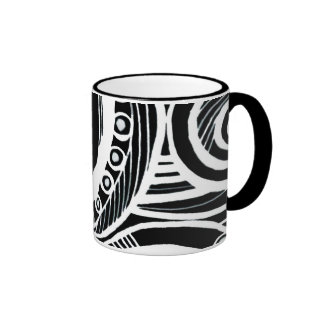 Abstraction Coffee Mugs