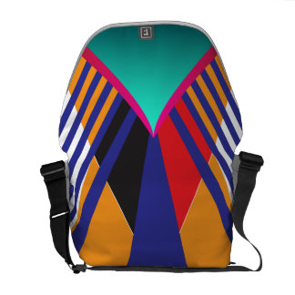 Abstraction Commuter Bags