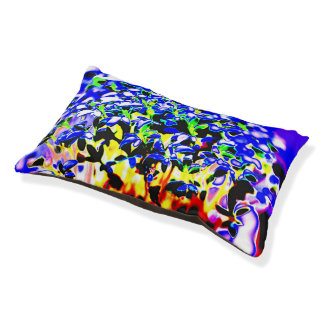 Abstraction Pet Bed