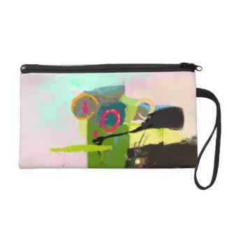 Abstraction Wristlets