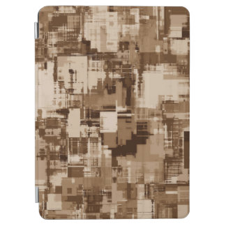 Abstractly Art Grey Pattern iPad Air Cover