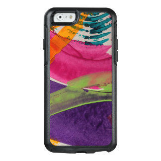 Abstractly Multi Color Art OtterBox iPhone 6/6s Case