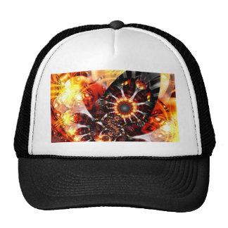 Abstrakt created by Tutti Trucker Hat
