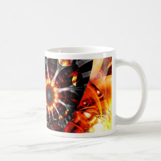 Abstrakt created by Tutti Coffee Mugs