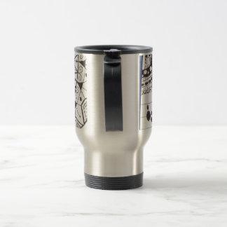 abstrato com formas geometricas coffee mugs